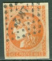 France   48   Ob  TB  Signé Diena  Et Obli  Ambulant  LM2 - 1870 Bordeaux Printing