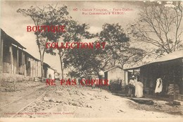 ☺♦♦ GUINEE - MAMOU - RUE COMMERCIALE < N° 887 Edition A. James - French Guinea