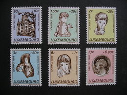 LUXEMBOURG Caritas 1968 MNH - Unused Stamps