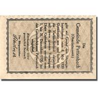 Billet, Autriche, Pettenbach, 20 Heller, Eglise 1920-12-31, SPL Mehl:FS 738 - Austria