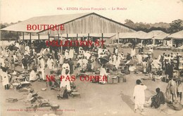 ☺♦♦ GUINEE - KINDIA - LE MARCHÉ < N° 898 Edition A. James - French Guinea