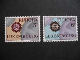 LUXEMBOURG Europa 1967 MNH - Unused Stamps
