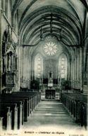N°74514 -cpa Evrecy -l'intérieur De L'église- - Altri Comuni