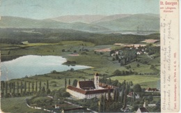 Cartolina Austria 1907 St. Georgen Am Langsee - Austria