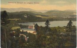 Cartolina Austria 1910 St. Georgen Seebad - Austria