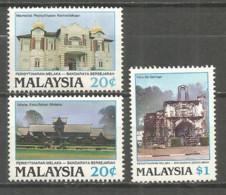 Malaysia 1989 Mint Stamps MNH (**) Set - Malaysia (1964-...)