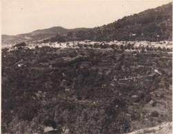 LANJARON ESPAGNE 1924   Photo Amateur Format Environ 6 Cm X 3,5 - Lugares