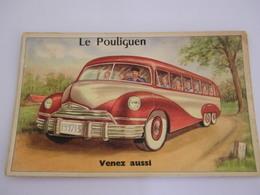 C.P.A.- Le Pouliguen (44) - Carte à Système - Venez Aussi - 10 Vues - 1935 - SUP (CB 47) - Le Pouliguen