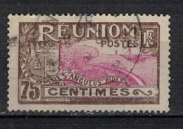 REUNION      N°  YVERT    113   OBLITERE       ( OB   2/38 ) - Reunion Island (1852-1975)