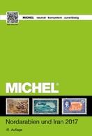 Michel Nordarabien Und Iran 2017 Bend 10.1 On DVD - Briefmarken