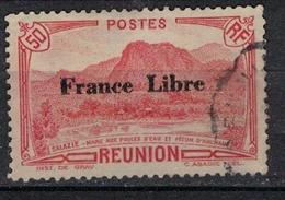 REUNION      N°  YVERT    195  OBLITERE       ( OB   2/38 ) - Reunion Island (1852-1975)