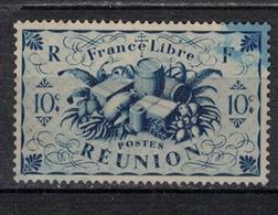 REUNION      N°  YVERT    234  OBLITERE       ( OB   2/38 ) - Reunion Island (1852-1975)