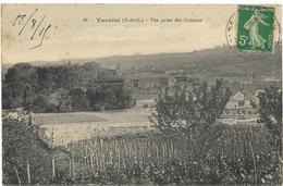 édit. Inconnu - 10 - Vauréal - Vue Prise Des Coteaux - Vauréal