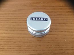 """Capsule * (bouchon) """"RICARD"""" - Capsules & Plaques De Muselet"""