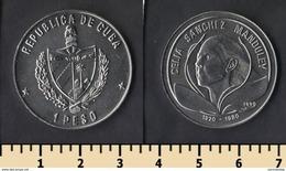 Cuba 1 Peso 1990 - Kuba