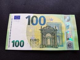 100 Euro Biljet EA Oostenrijk E005B3 - EURO