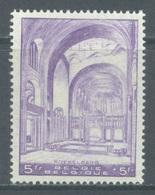 BELGIUM - 1938 - MNH/*** LUXE - BASILIQUE KOEKELBERG FROM BLOC 9 - COB 477A - Lot 19964 - Belgien
