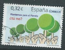 ESPAGNE SPANIEN SPAIN ESPAÑA  2009 CIVIC  VALUES VALORES CÍVICOS USED ED 4472 YT 4099 MI 4394 SG 4422 SC 3624 - 2001-10 Used