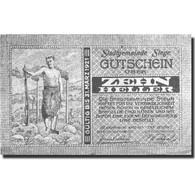 Billet, Autriche, Steyr, 10 Heller, Usine 1921-03-31, SPL Mehl:FS 1034IIb - Austria