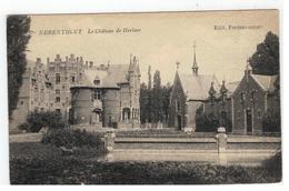 HERENTHOUT Le Château De Herlaer  Edit. Peeters Soeurs - Herenthout