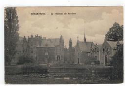 HERENTHOUT Le Château De Herlaer   Uitg.Gez.Peeters  Phot.Meuleman,Rethy - Herenthout