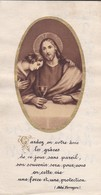 RELIGION---image Pieuse---( Colayrac Saint-cirq 21 Juillet  1946 )--voir 2 Scans - Images Religieuses
