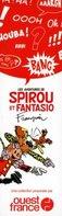 Marque-Page - FRANQUIN - Spirou Et Fantasio - Editions Ouest France - Bladwijzers