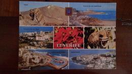 Tenerife - Multivues - Tenerife