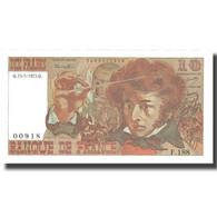 France, 10 Francs, Berlioz, 1975, 1975-05-15, SUP, Fayette:63.10, KM:150b - 1962-1997 ''Francs''