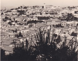ALBAICIN Vue De L'AL PARADOR 1954  Photo Amateur Format Environ 6 Cm X 3,5 - Lugares