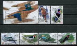 Cuba 2017 / Birds MNH Vögel Aves Oiseaux / Cu6926  30-9 - Pájaros