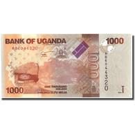 Billet, Uganda, 1000 Shillings, 2010, 2010, KM:49, SPL+ - Ouganda