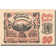 Billet, Autriche, Blindenmarkt, 50 Heller, Château, 1920 SPL  Mehl:FS 93IIa - Austria