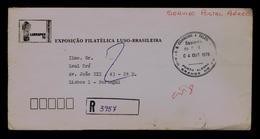 Brazil Lubrapex'78 Porto Alegre Post Portugal Philatelic Exhibition Gabinete Do Director's Office Sp5941 - Post