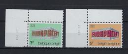 N°1489/1490 (drukdatum) MNH ** POSTFRIS ZONDER SCHARNIER SUPERBE - Dated Corners