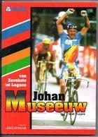Johan Museeuw Mapei Door Noel Truyers Wielrenner Wielrennen Coureur Sport 176 Blz Veel Foto's - Livres, BD, Revues