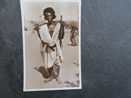IT - ERYTHREE - ERITREA ITALIANA - CAMELLIERE CUNAMA - CHAMELIER - Erythrée