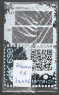 """Österreich 2019: Block """"CRYPTO STAMP Schwarz"""" Mit Folder Postfrisch - 2011-... Ungebraucht"""