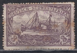 DEUTSCH-SÜDWESTAFRIKA 1900 - Michel Nr. 22 Gestempelt - Kolonie: Deutsch-Südwestafrika