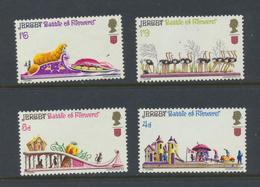 JERSEY 1970  Set Yvert 24/7 MNH XXX - Jersey