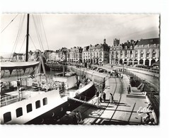 76 Dieppe Le Port CPSM GF Edit Estel N°55196 - Dieppe