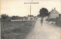 Carte POSTALE Ancienne De TRILBARDOU - Andere Gemeenten