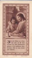 RELIGION---image Pieuse---( Saint-hilaire Sur Garonne Le 15 Août 1941 )--voir 2 Scans - Images Religieuses