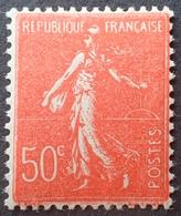 R1934/206 - 1924 - TYPE SEMEUSE LIGNEE N°199 NEUF** - 1903-60 Semeuse Lignée