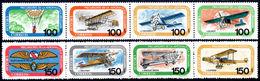 Uruguay 1974 History Of Aviation (folded) Unmounted Mint. - Uruguay
