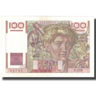 France, 100 Francs, Jeune Paysan, 1950, 1950-08-24, SPL, Fayette:28.26, KM:128c - 1871-1952 Antichi Franchi Circolanti Nel XX Secolo
