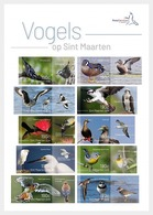 Sint Maarten 2019  Sheetlets  MNH Birds Oiseaux Bird Oiseau - Pájaros