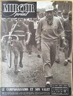 MIROIR Print / Hebdomadaire Sportif / N°70  - 23/09/1947 / Vélo : FAUSTO COPPI / FOOT : STADE - REIMS / VOITURES - Boeken, Tijdschriften, Stripverhalen
