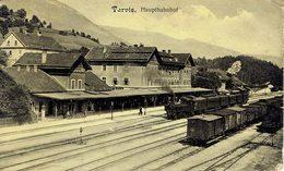 TARVIS Bahnhof - Italy
