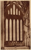Postcard York Minster The Five Sisters Window My Ref  B13468 - York